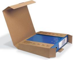 Pressel Pudło wysyłkowe na segregatory 75-80mm brązowy, 20 sztuk
