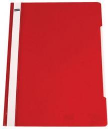 Skoroszyt Staples twardy A4 czerwony