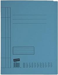 Skoroszyt Staples kartonowy A4, niebieski