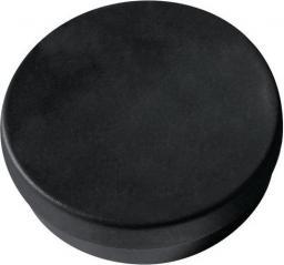 Flipchart Staples Magnesy do tablic magnetycznych 30mm, czarny, opakowanie 10 sztuk (C61104)