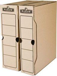 Fellowes Pudło archiwizacyjne Fellowes A4 brązowe (91402)