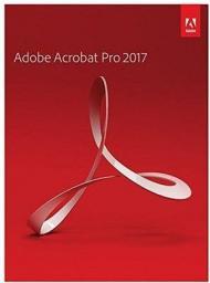 Program Adobe Acrobat Professional v2017 MAC PL Retail