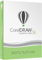 Corel Corel Aplikacja CorelDRAWGraphSuite SEdit.CZ/PL Mini-Box