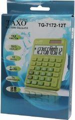 Kalkulator Titanum TG7172-12T zielony