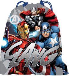 Beniamin Worek na gimnastykę Avengers