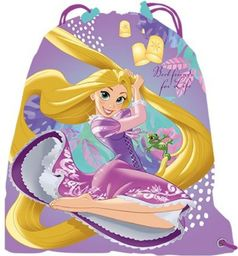 Beniamin Worek na gimnastykę Princess