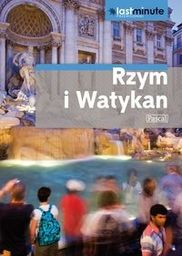 Rzym i Watykan - Last Minute