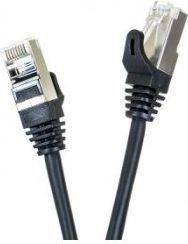 DigitalBOX Digitalbox START.LAN Patchkabel RJ45 Kat.5e FTP 1.5m schwarz