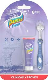 Synergy Labs Dental Fresh gel + szczoteczka triflex - zestaw