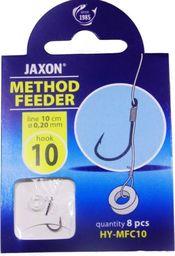 Jaxon Haczyki Jaxon na przyponie do method feeder rozm 10
