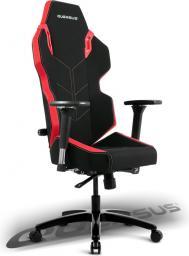 Fotel Quersus EVOS 301 Czarno-Czerwony