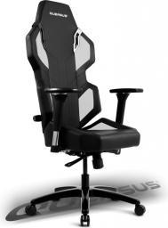 Fotel Quersus Evos 302 Czarno-biały