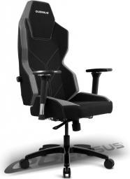 Fotel Quersus Geos 701 Czarno-szary