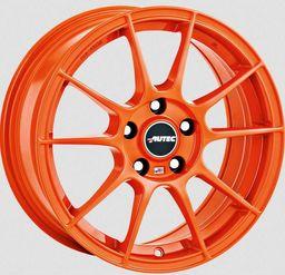 Autec WIZARD Racing Orange 8x19 5x120 ET45
