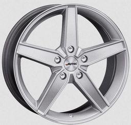 Autec DELAN Hyper Silver 8.5x20 5x105 ET36