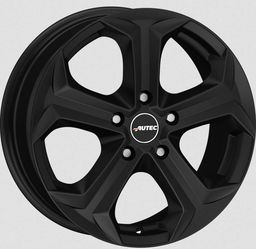 Autec XENOS Matt Black 8.5x18 5x114.3 ET35