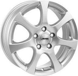 Autec ZENIT Silver 7.5x17 5x114.3 ET40