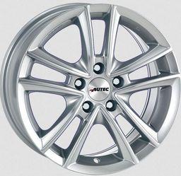 Autec YUCON Titan Silver 7.5x17 5x110 ET38