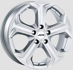 Autec XENOS Silver 7x17 5x114.3 ET40
