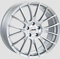Autec VERON Silver 8x17 5x112 ET40