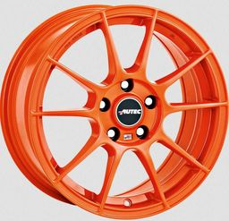 Autec WIZARD Racing Orange 8x19 5x112 ET35