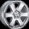 Autec BALTIC Silver 6.5x15 5x98 ET27