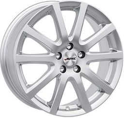 Autec SKANDIC Silver 7.5x17 5x114.3 ET40