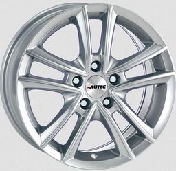 Autec YUCON Titan Silver 7x16 5x110 ET38