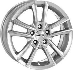Autec YUCON Titan Silver 7.5x17 5x114.3 ET38