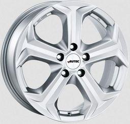 Autec XENOS Silver 8.5x18 5x114.3 ET35