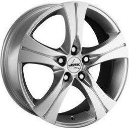 Autec ETHOS Silver 8.5x18 5x127 ET50