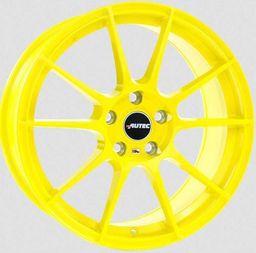 Autec WIZARD Atomc Yellow 6.5x15 4x100 ET35