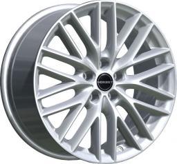 Borbet BS5 Silver 7.5x17 5x112 ET50