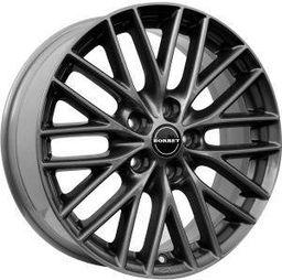 Borbet BS4 Metal Grey 6.5x15 4x100 ET40