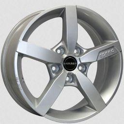 Borbet T1 Silver 6.5x16 5x114.3 ET40