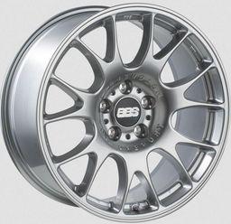 BBS CH Silver 9x18 5x120 ET39