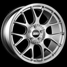 BBS CH-R Silver 11.5x20 5x130 ET47