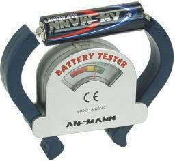 Ansmann Tester baterii Nie dotyczy Nie dotyczy 1szt.