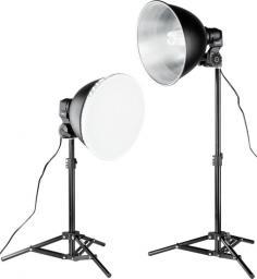 Lampa studyjna Kaiser Zestaw lamp studyjnych, Desktop Lightning Kit (5862)