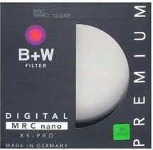 Filtr B+W XS-PRO UV MRC-Nano (010M) 58 mm (1066120)