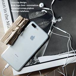 3MK 3MK Etui NC Sam Note 8 biały white, Natural Case