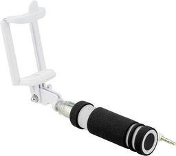 Selfie stick Blun Zestaw do selfie MINI Blun czarny/black (jack 3,5mm)