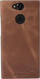 Krusell Krusell Sony Xperia XA2 Sunne Cover koniakowy/cognac 61223