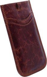 Krusell Etui Krusell Tumba Pouch 3XL brązowy (136/70/10mm) brown 95415