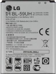 Bateria  BL-59UH G2 Mini D620 bulk 2440mAh