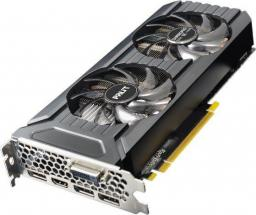 Karta graficzna Palit GTX1060 GamingPro OC 6GB GDDR5 192bit DVI+HDMI+3xDP PCIe3.0 (NE51060V15J9D)