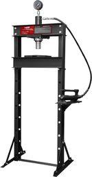 AWTools Prasa hydrauliczna z manometrem 12T (AW20056)