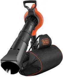 Black&Decker Odkurzacz ogrodowy do liści z plecakiem 3000W (BDDGW3031BP-QS)