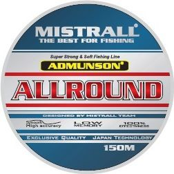 Mistrall Żyłka Admunson Allround 150m 0,12mm