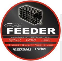 Mistrall Żyłka Mistrall 0,18mm shiro feeder 150m zm-3477018